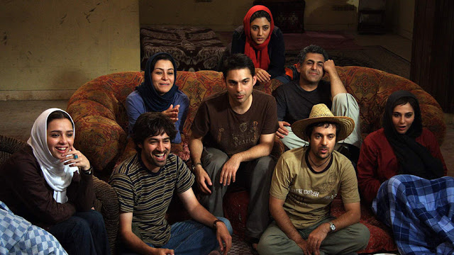 movie review: about elly, filem iran