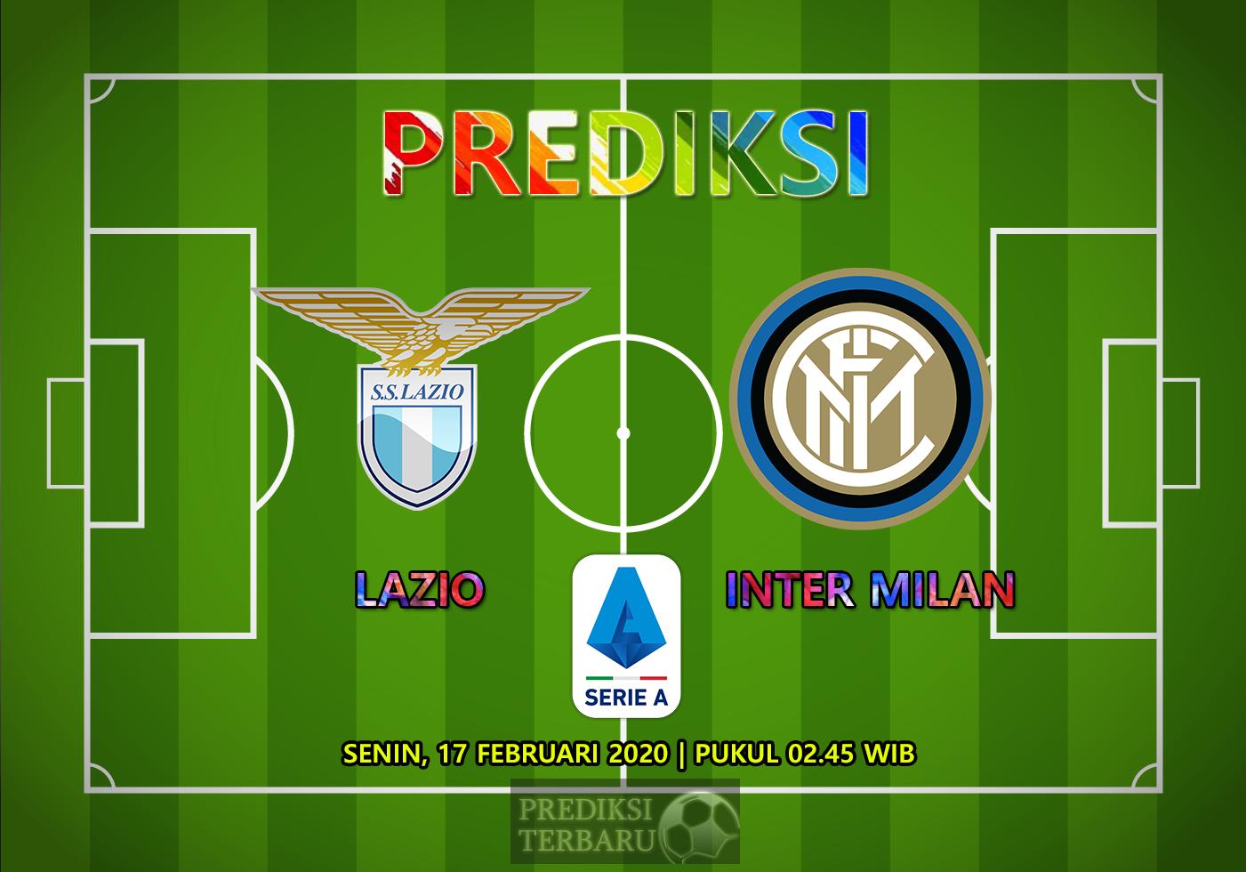Prediksi Lazio Vs Inter Milan, Senin 17 Februari