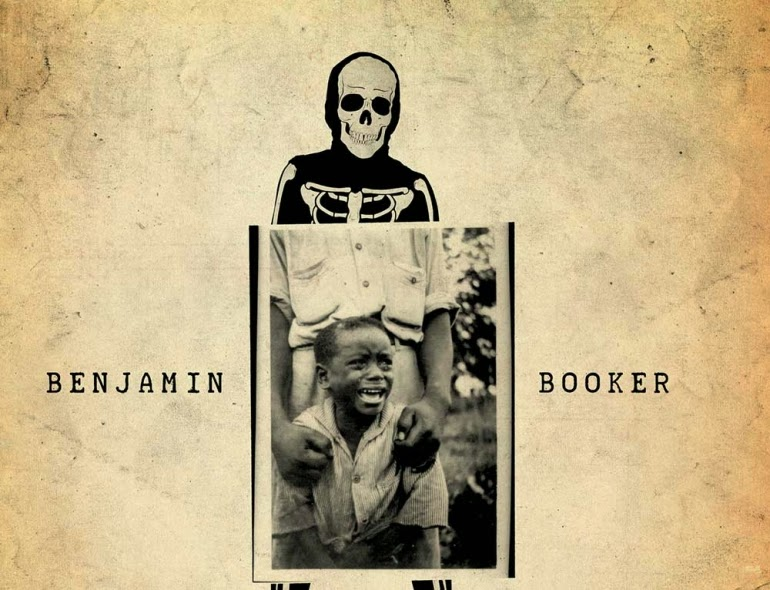 Benjamin Booker Album Cover