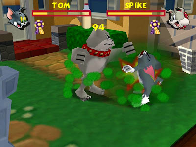 Tom And Jerry Fist Of Furry Screenshots