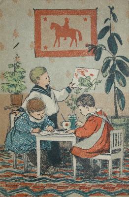 Васильев к.а. наборы открыток 790