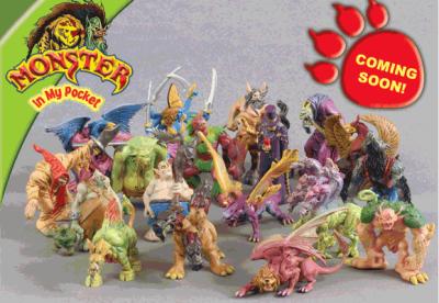 Retro Revelations Childhood Memories Monster In My Pocket