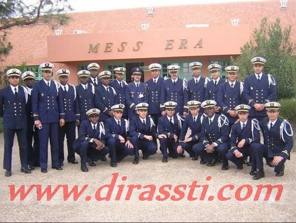 مباراة ولوج الاقسام التحضيرية المدرسة الملكية الجوية بمراكش