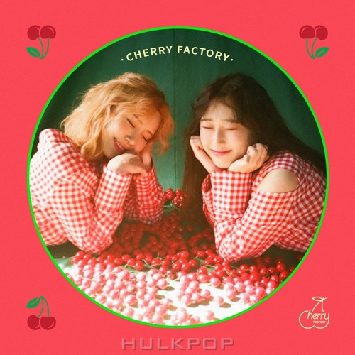 Cherry Factory – 1st Mini Album `Don't Be Mad`