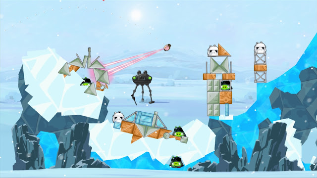 Angry Birds Star Wars - Captura 3