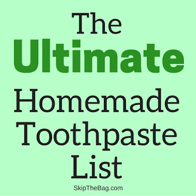 The best homemade toothpaste recipes