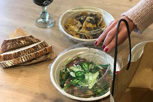 Cómo comer sano en un restaurante