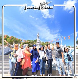 Vihara Dwi Kwan Im Belitung Timur