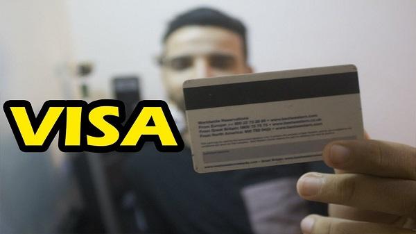 الحصول على بطاقة VISA جديدة تشحنها عن طريق BTC وبعض الطرق الاخرى صالحة لتفعيل الباي بال PAYPAL