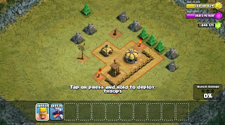Clash of Clans 7.1.1 Hack Mod Apk