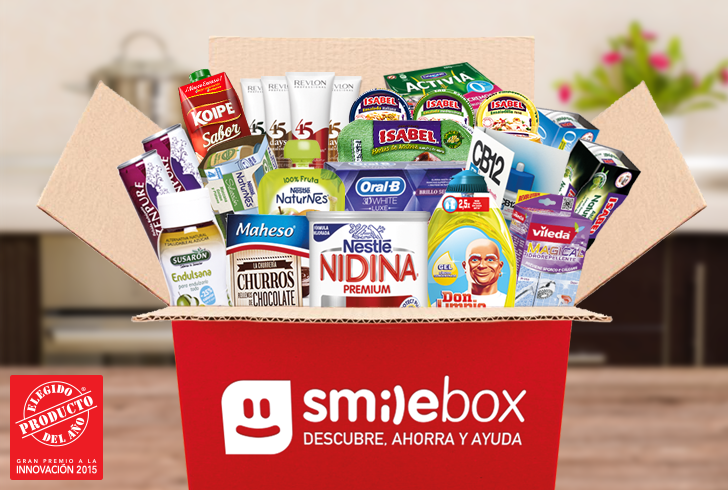 Sorteo Smilebox