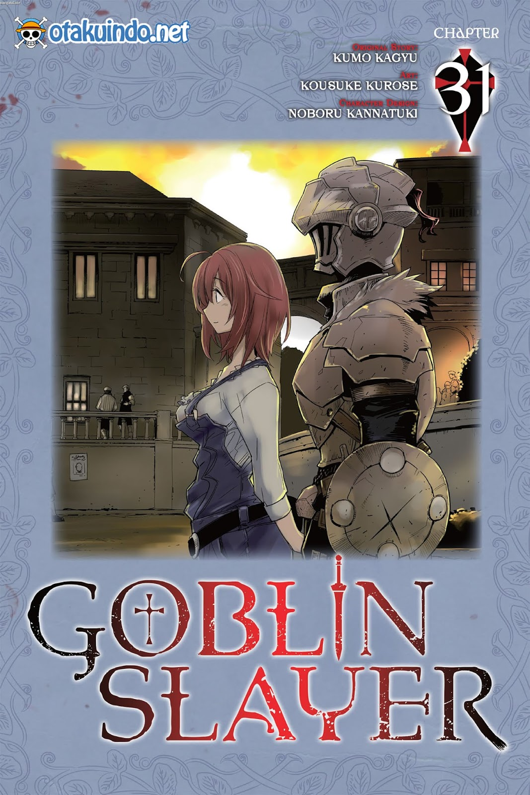 Goblin Slayer Chapter 31-2