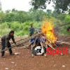 Polsek Moncongloe Amankan Tiga Warga Pelaku Sabung Ayam