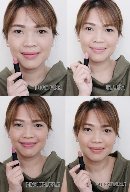 a photo of  Avon True Color Perfectly Matte lipsticks review by Askmewhats Nikki Tiu