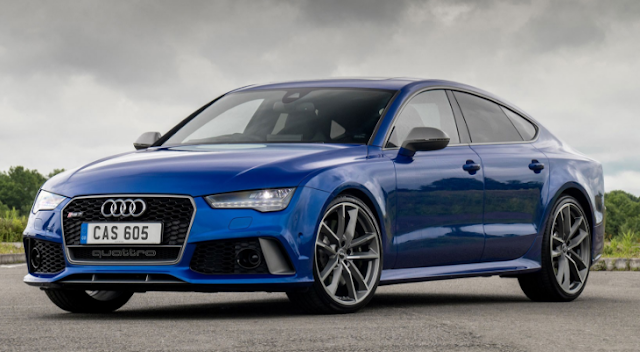 2017 Audi RS7 Performance Review