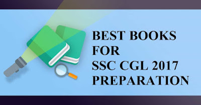 Best books for SSC CGL 2017 Preparation