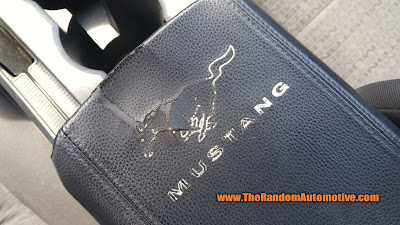 mustang arm rest cover american muscle review 2005 - 2009