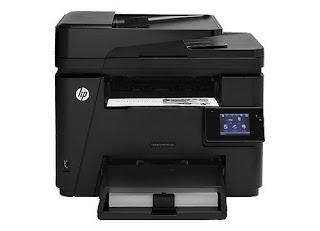 драйвер для принтера hp laserjet pro mfp m125