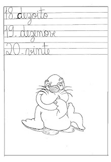 Ficha de alfabeto