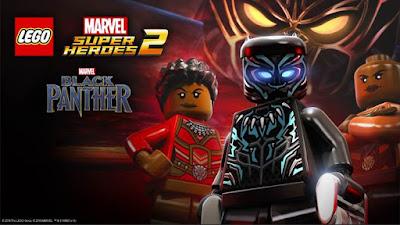 """בהשראת """"הפנתר השחור"""", חבילת תוכן חדשה ל-""""Lego Marvel Super Heroes 2""""!"""