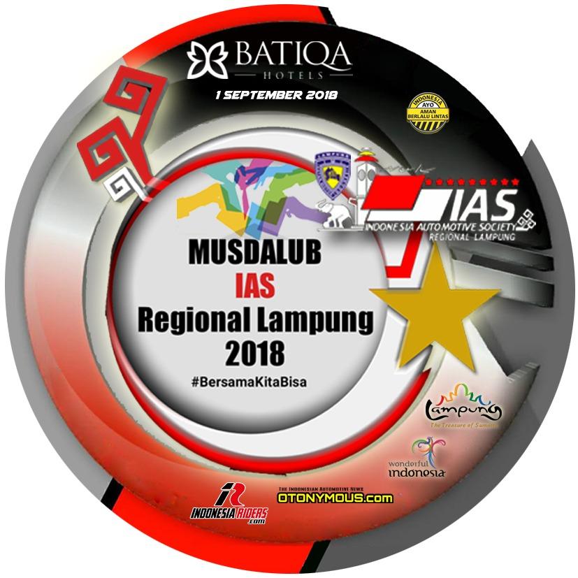 Indonesia Automotive Society (IAS) Regional Lampung Akan Lakukan MusDaLub