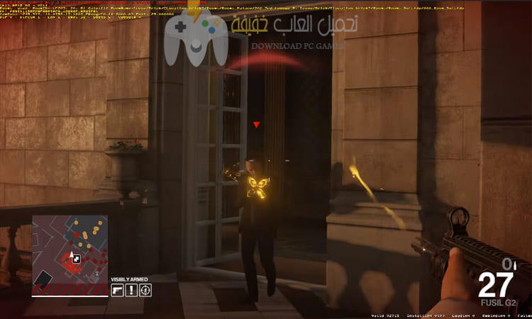 تحميل لعبة Hitman 6 للكمبيوتر