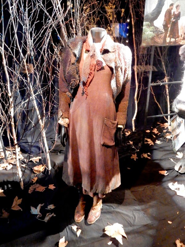 Tracey Ullman Into the Woods Jack's Mother costume