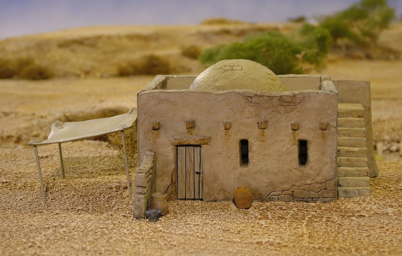Tabletop Fix: Architects of War - Middle Eastern House ...  Tabletop Fix: A...