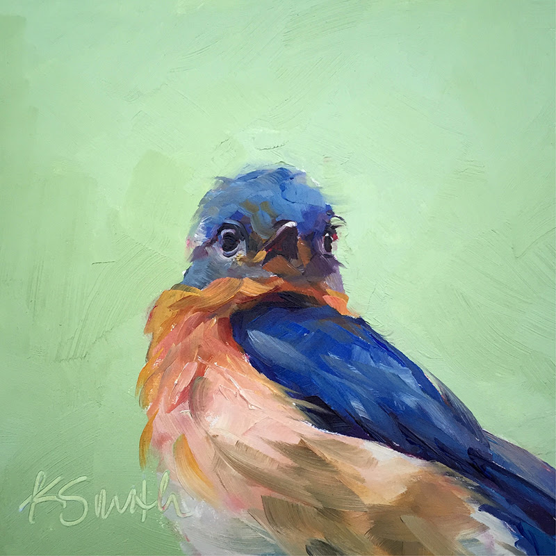 Bird Paintings by Kim Smith from Pennsylvania.