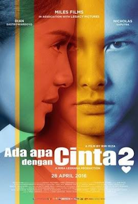 Review Film Ada Apa Dengan Cinta? 2 / AADC2 (2016)