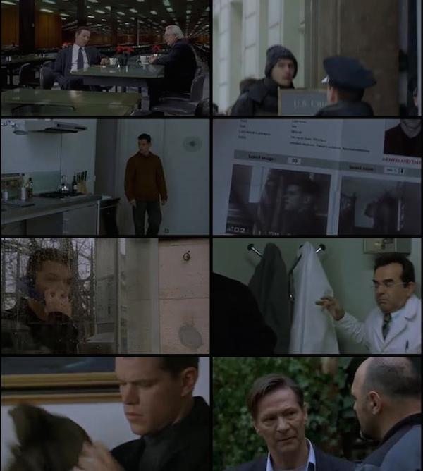 The Bourne Identity 2002 Dual Audio BRRip 480p