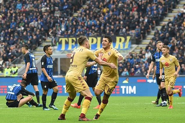 Inter-Torino: Risultato firmato Iago Falque e Eder | Calcio Serie A