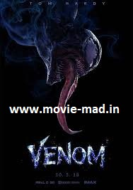 Venom (2018) www.movie-mad.in