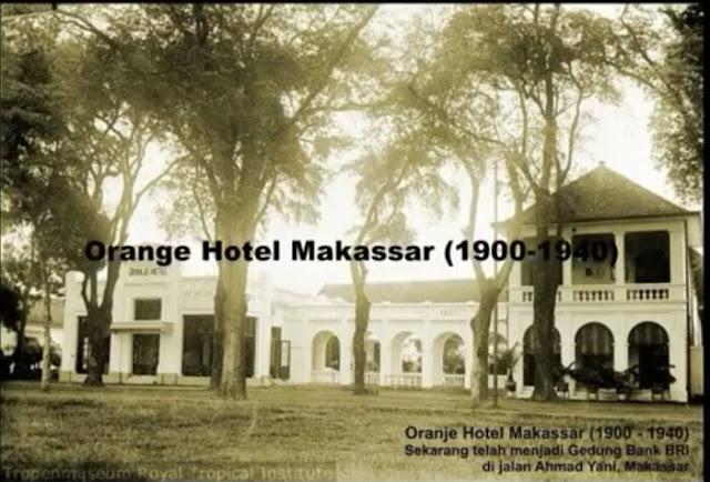 Orange Hotel Makassar (1900 - 1940)