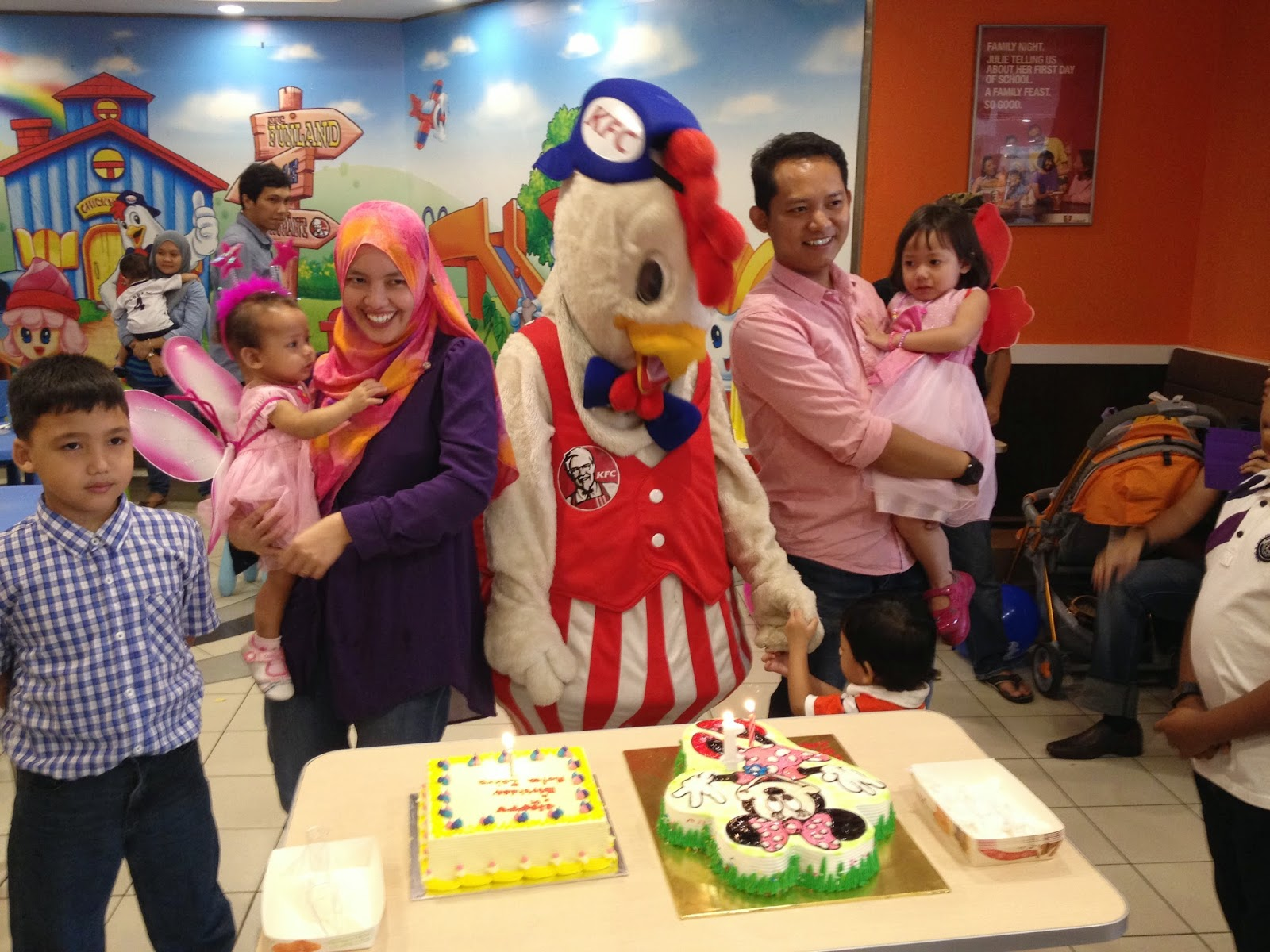 Ainaha Kfc Party Packages Step By Step
