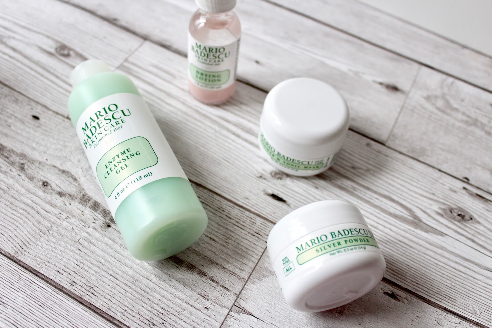 Mario Badescu Skincare: First Impressions