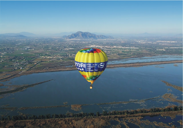 Balloon flights in Alicante