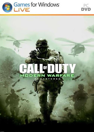 Call of Duty: Modern Warfare Remasterizado PC Full Español