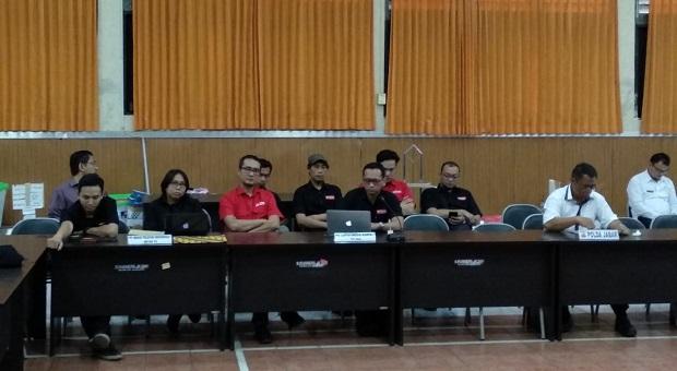 Hasil Evaluasi dan Jaminan Keamanan, Acuan Debat Paslon Gubernur