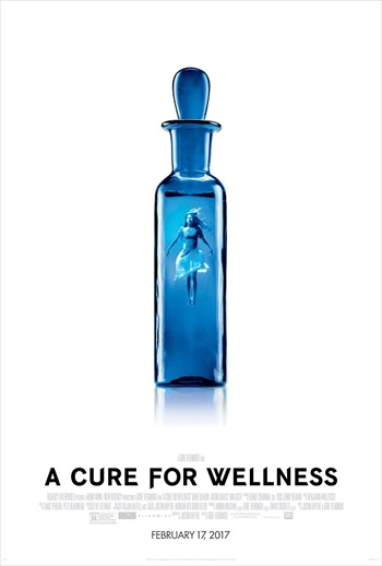 A Cure For Wellness 2016 Dual Audio ORG Hindi 720p BluRay 1.2GB