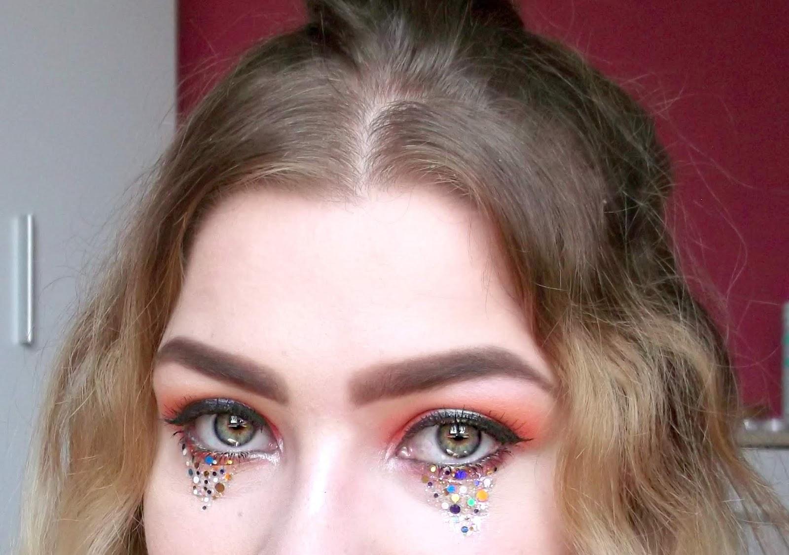 In Makeup World Festiwalowy Look