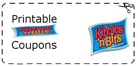 image regarding Kibbles and Bits Printable Coupons identify Kibbles n Bits Pet Foodstuff Coupon codes Printable Grocery Discount coupons