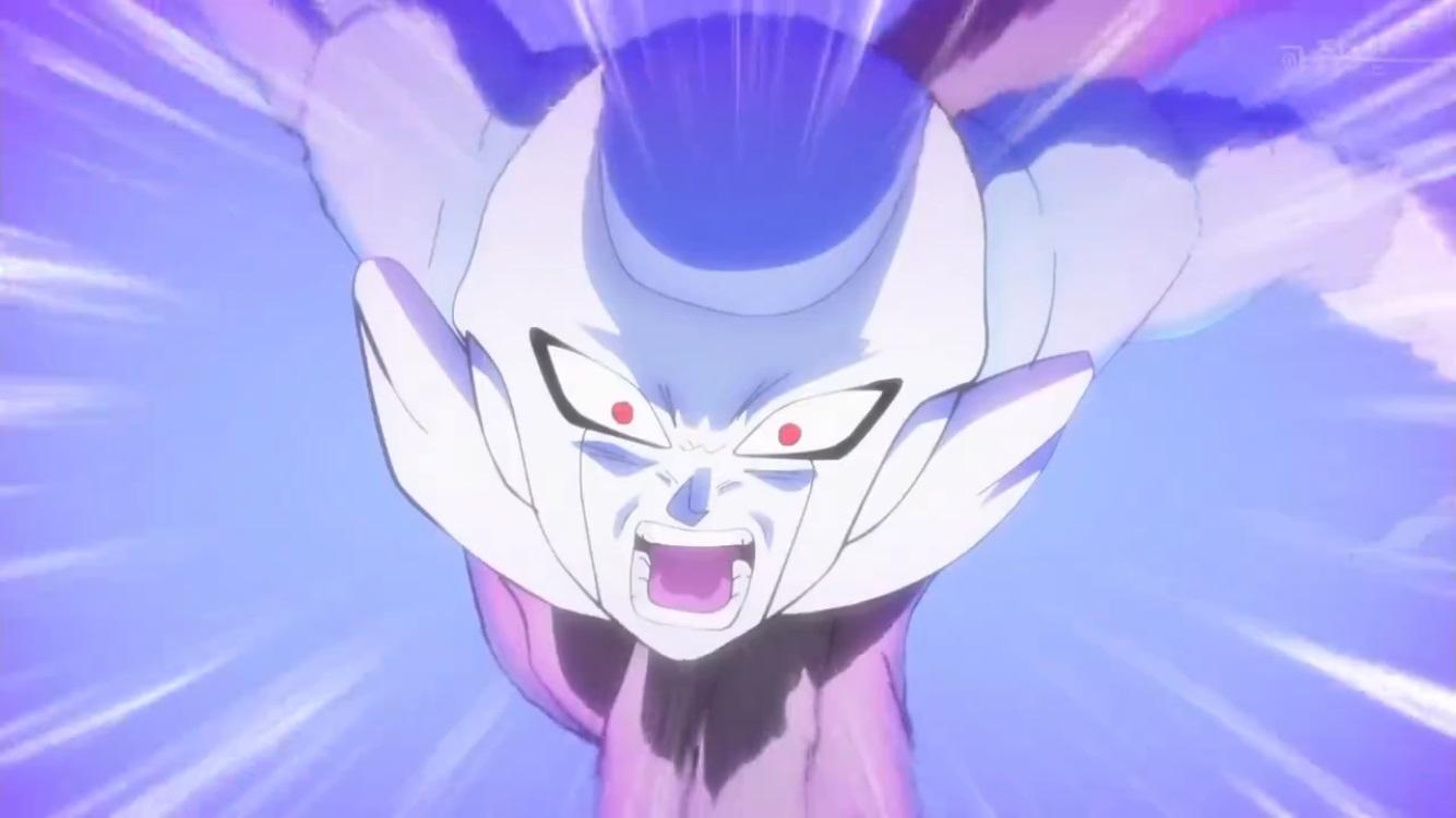 Frost Dragon Ball Super, Kembaran Frieza dari Universe 6