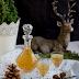 Selbstgemachter weihnachtlicher Quittenlikör - Adventskalendertürchen Nr.24 -