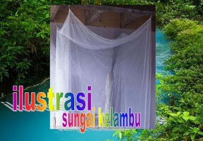 Asal Usul Nama Kampung Sungai Kelambu: Sugianto, S.Pd.I