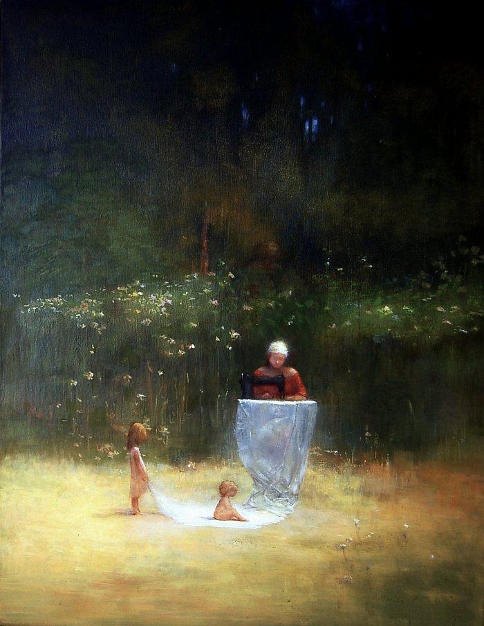 Infância - Izabela Morlak