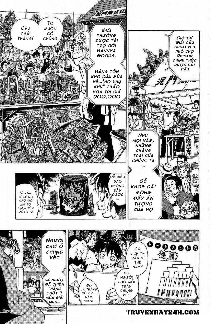 Eyeshield 21 chapter 114 trang 10