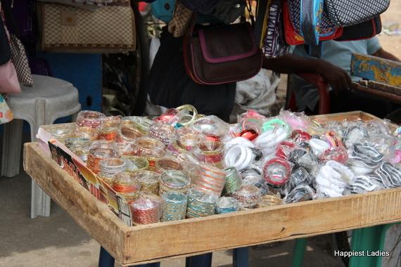 Street vendors chamundi hills 2