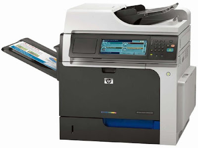 Download Driver HP Color Laserjet Enterprise CM4540 MFP