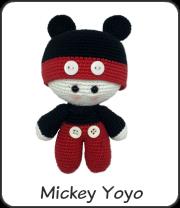 Mickey Yoyo